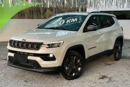 Título do anúncio:  Novo Jeep Compass Longitude pack 80 anos | 2022