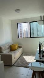 Apartamento mobiliado em Boa Viagem novo, pertinho do Shopping Recife