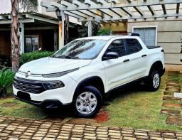 Fiat Toro automática docs pagos 2021