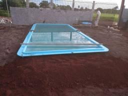 Técnico em piscinas