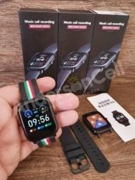 Smartwatch Colmi P12 MT2 4Gb Memória interna, Foto na Tela, Gravador de voz, Android e IOS
