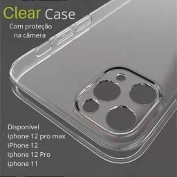 Título do anúncio: Case com proteção na câmera