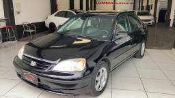Honda civic lx 1.7 automatico!!!!!!!!!!!!