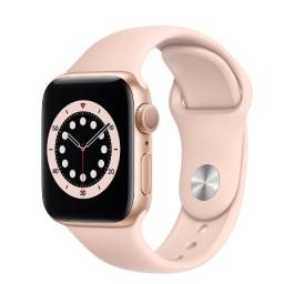 Apple Watch Series 6 Gps 44mm Gold Rose + Nf-e