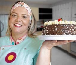 Título do anúncio:  Curso de bolo caseiros lucrativo