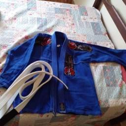 kimono Jiu Jitsu, tamanho A2