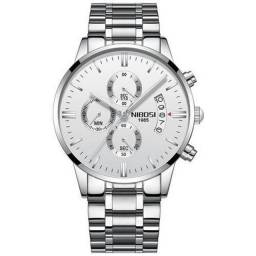 Título do anúncio: Relógio Nibosi Masculino Gentleman