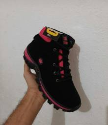 Sapato bota