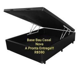 Base Box Baú Nova ENTREGAMOS!