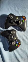 Controles xbox 360
