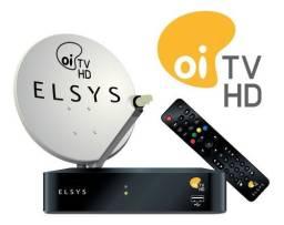 Kit Oi TV Livre Pronta para Instalação, Enviamos Correios, Pronta Entrega