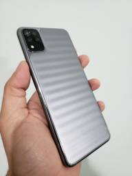 LG K52 64gb Lançamento Novo completo Troco