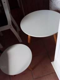 Mesas pé palito