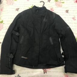 Conjunto Motociclistas (Jaqueta e calça) Riffel Feminino Dynamic 2.0 (Tamanho XL)