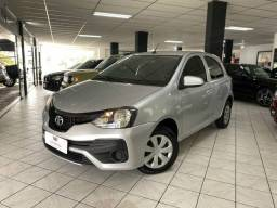 Título do anúncio: Toyota Etios X 1.3 HB