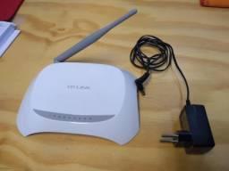 Modem Roteador Wireless 150mbps Oem Td-w8901n Tp Link
