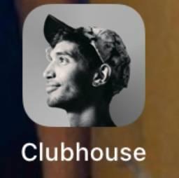Convite para o ClubHouse - nova maneira de conversar