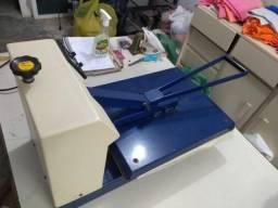 Maquina de estampar roupas