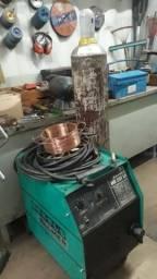 Maquina completa R$3.000