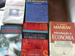 Livros economia