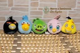 Kit com 5 Angry Birds - coleção Mc Donalds