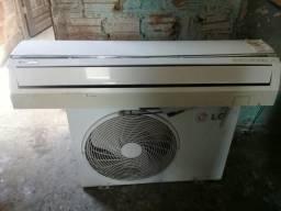 Vendo ar-condicionado 18000 bteuis