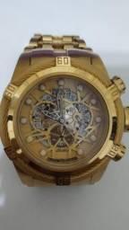 Relógio Invicta - Bolt Zeus Dourado