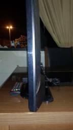 Vendo TV novíssima 24 polegadas. Aceito cartão!!