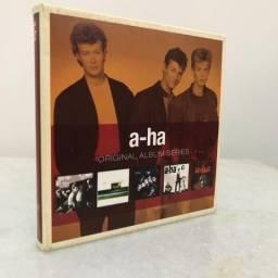 Box a-ha 5 cds