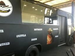 Pra levar - Micro Onibus Food Truck Moto Home - Baixei o valor