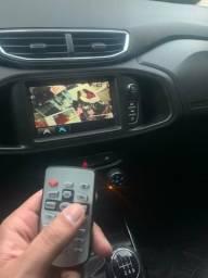 Onix ltz com gnv 5a geração e tv digital - 2017