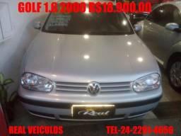 Golf 1.6, 2000, Raridade, muito novo, aceito troca e financio - 2000