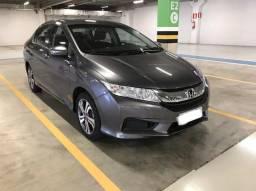 Honda CITY LX 1.5 Flex Aut. 2017/2017 com 23 mil km - 2017