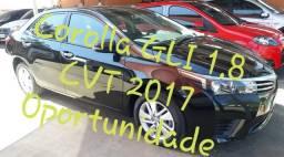 Corolla Gli Upper 1.8 Cvt 2017