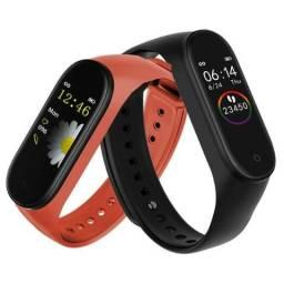 Relógio Inteligente SmartBand M4/Pulseira Inteligente a Prova D'água