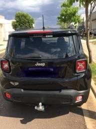 Jeep Renegade automático 1.8 flex - 2016