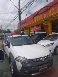 Fiat Strada Adventuri Locker 1.8 Flex - 2013