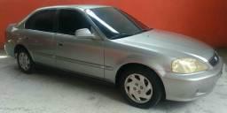 CIVIC LX automático - 2000