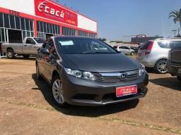 Honda civic sedan lxs 1.8 -2014 - 2014