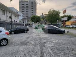 Terreno para alugar, 1500 m² por r$ 50.000/mês - boqueirão - santos/sp