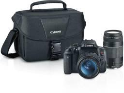 Câmera Canon t6i em perfeito estado