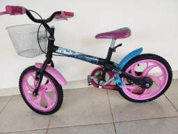 Bicicleta Caloi Infantil Monster High Aro 16