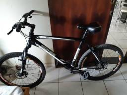 Troco Por celular bicicleta high one Aro 26 com pouco tempo de uso