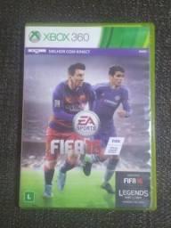 FIFA 2016 - Xbox 360 - Jogo original