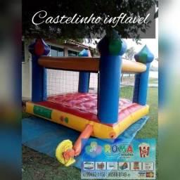 Brinquedos de diversão para locação