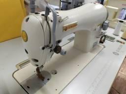 Máquina Costura Reta Industrial Singer