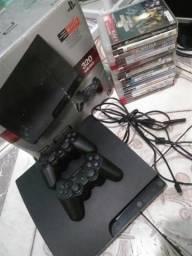 PS3 impecável 320gb sem detalhes