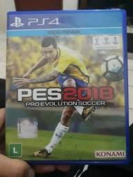 Pes 2018 PS4 semi-usado