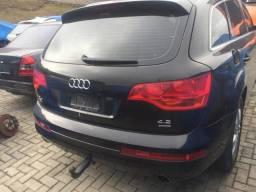 Sucata Audi Q7 V8