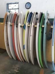 Bazar de Pranchas de Surf Seminovas